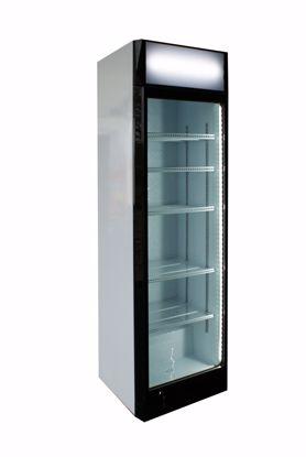 Horeca koelkast met glasdeur CS-410 - Coolselect