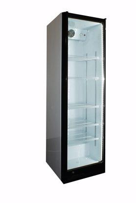 Horeca koelkast met glasdeur CS-410B - Coolselect